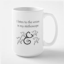 Doctor or Nurse Large Mug