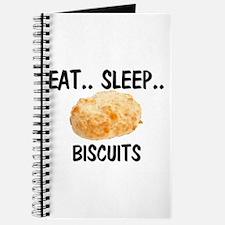 Eat ... Sleep ... BISCUITS Journal