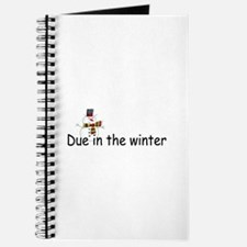 Due In The Winter Journal