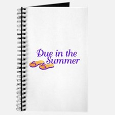 Due In The Summer Journal