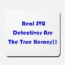 True Heroes Mousepad