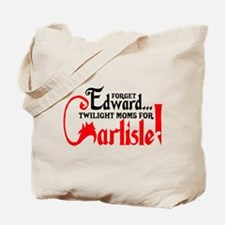Twilight Moms for Carlisle Tote Bag