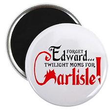 Twilight Moms for Carlisle Magnet