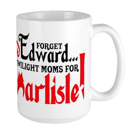 Twilight Moms for Carlisle Large Mug