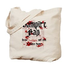 Vampire Fan Tote Bag