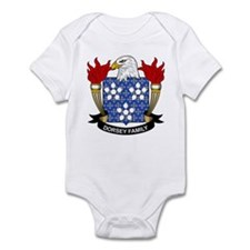 Dorsey Family Crest Infant Bodysuit