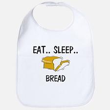 Eat ... Sleep ... BREAD Bib