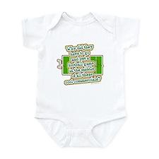 the Big Game Infant Bodysuit