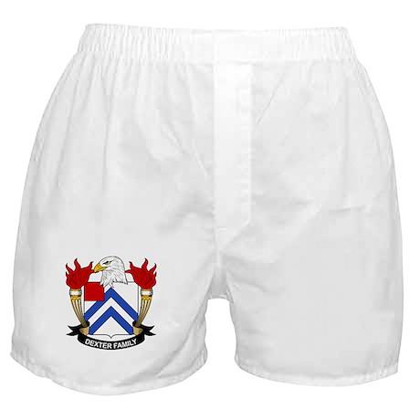 Dexter Family Crest Boxer Shorts