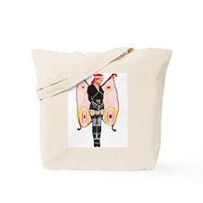Christmas Bondage Fairy Tote Bag