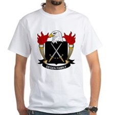 Degen Family Crest Shirt