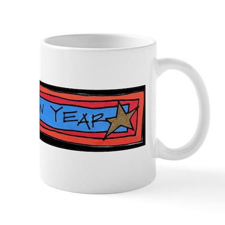 Happy New Year - Mug