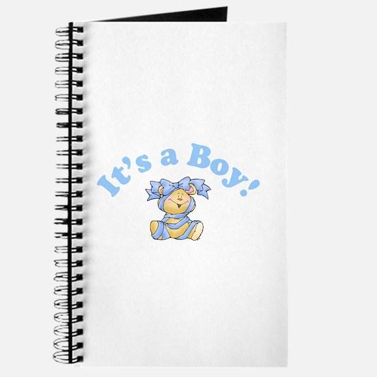 It's A Boy Journal