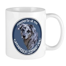 catahoula pawperty Mug
