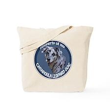 catahoula pawperty Tote Bag