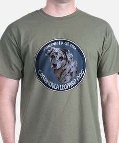 catahoula pawperty T-Shirt