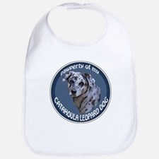 catahoula pawperty Bib