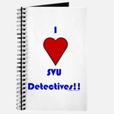 Heart SVU Detectives Journal