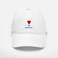 Heart SVU Detectives Baseball Baseball Cap