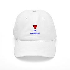 Heart SVU Detectives Baseball Cap