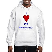 Heart SVU Detectives Hoodie