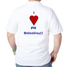 Heart SVU Detectives T-Shirt