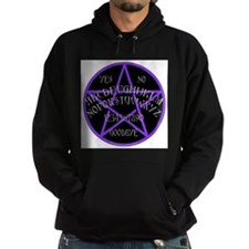 Purple Pentagram Board Hoodie