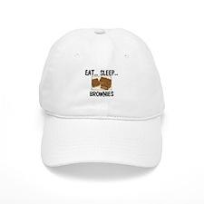 Eat ... Sleep ... BROWNIES Baseball Cap