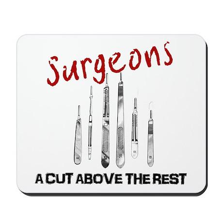 Surgeons Mousepad