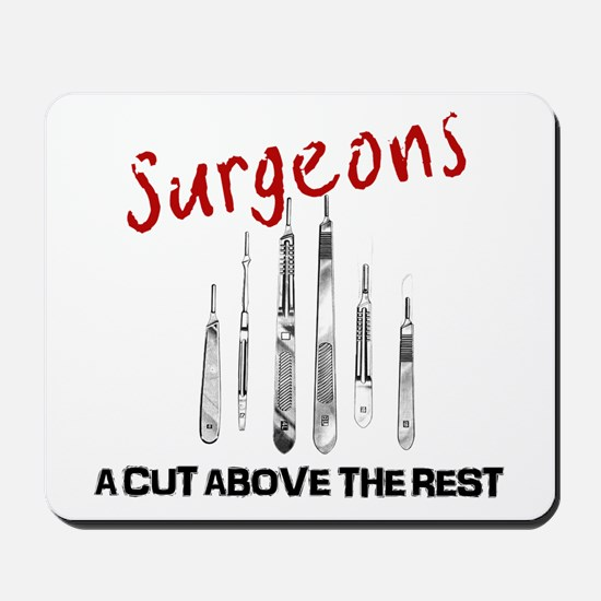 Surgeons Mousepad