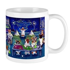 Mad Scientists Small Mugs