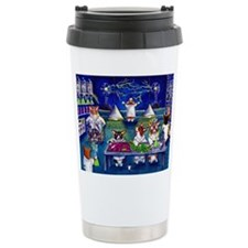 Mad Scientists Travel Mug