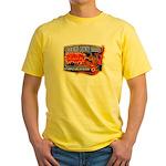Cherokee County Anti-Drug Yellow T-Shirt