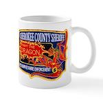 Cherokee County Anti-Drug Mug
