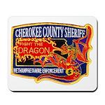 Cherokee County Anti-Drug Mousepad
