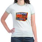 Cherokee County Anti-Drug Jr. Ringer T-Shirt