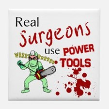 Surgeons Tile Coaster