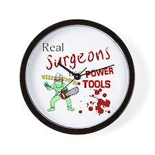 Surgeons Wall Clock