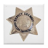 Contra costa county sheriff Drink Coasters