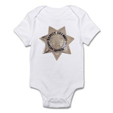 Contra Costa Sheriff Infant Bodysuit