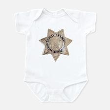 Contra Costa Sheriff Infant Bodysuit