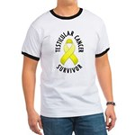 Testicular Cancer Survivor Ringer T