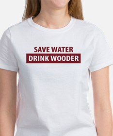Drink Wooder Women's T-Shirt