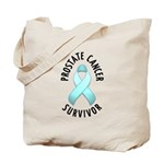 Prostate Cancer Survivor Tote Bag