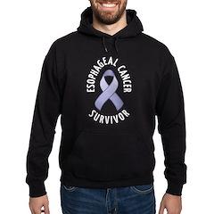 Esophageal Cancer Survivor Hoodie