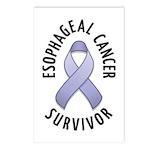 Esophageal Cancer Survivor Postcards (Package of 8