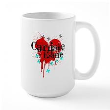 Carlisle & Esme Large Mug