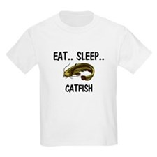 Eat ... Sleep ... CATFISH T-Shirt