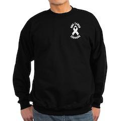 Bone Cancer Survivor Sweatshirt (dark)