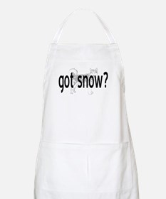 Got Snow? BBQ Apron